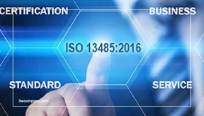 ایزو ISO 13485: 2016