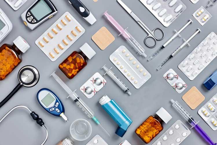 مجوز برای تجهیزات پزشکی